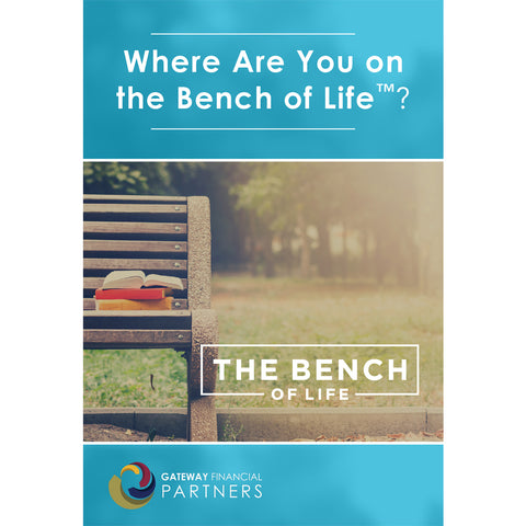Bench of Life - Client Brochure