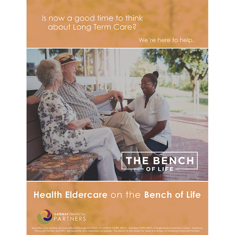 Bench of Life Ad - Eldercare