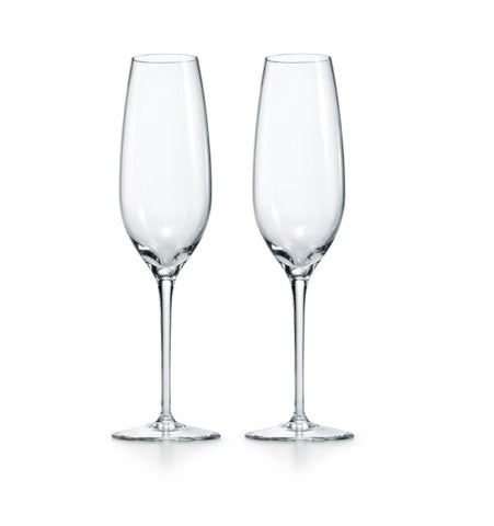 Tiffany Co. Champagne Flutes