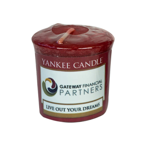 Gateway Yankee Candle - Live Out Your Dream