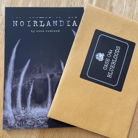 Noirlandia (with free mystery quickstart, limited quantity available!)