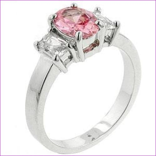 Blossom Engagement Ring - Rings