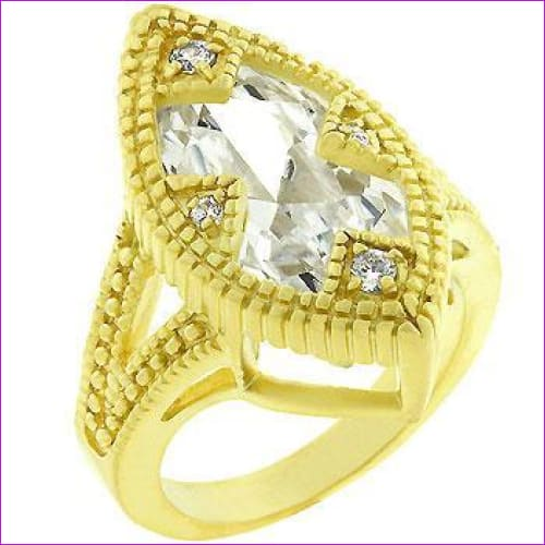 Royal Marquise Ring - Rings