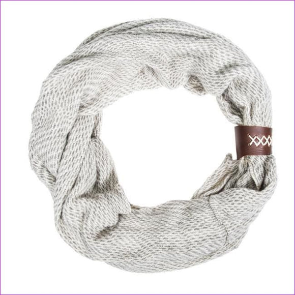 Off White Sarah Knit Cowl Scarf - Scarves