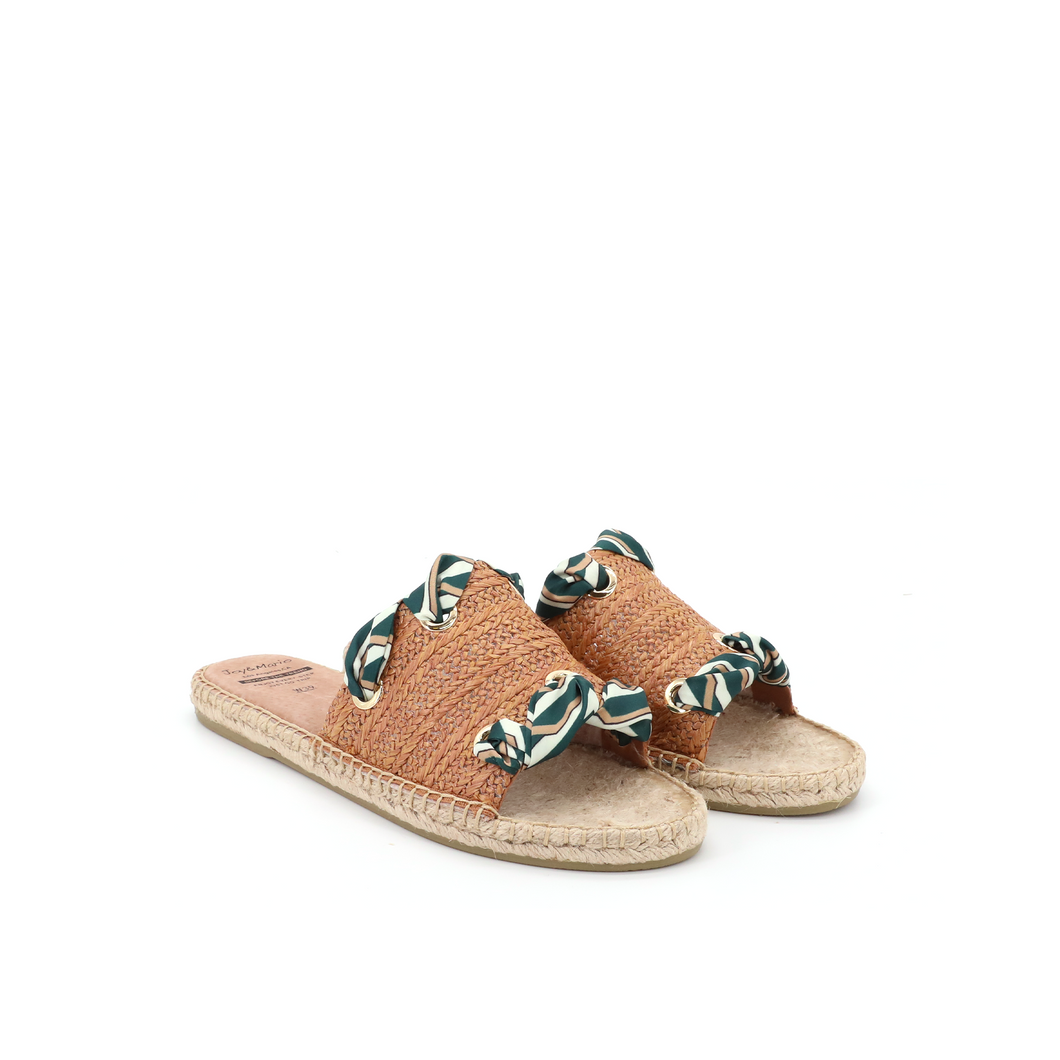 Espadrilles Slippers 01970W Brown