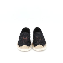 Load image into Gallery viewer, Espadrilles Platform 52079W Black