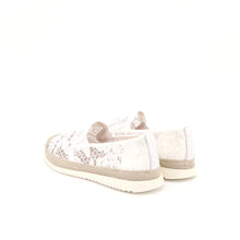 Load image into Gallery viewer, Casual Espadrilles 72168W White