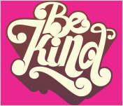 Be Kind Retro Design
