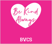 BVCS Be Kind Always Heart