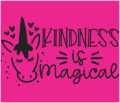 Kindness is Magical