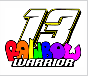 Chase Tolton - Rainbow Warrior