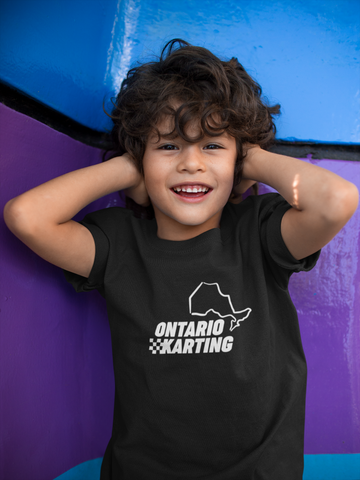 Ontario Karting Youth T- Shirt