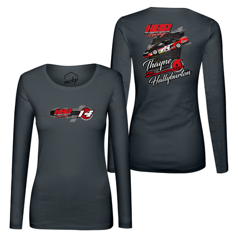 Thayne Hallyburton Racing Ladies' Long Sleeve (v1) 2XL-3XL
