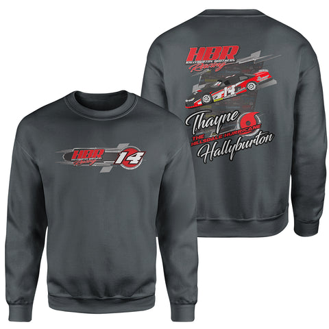 Thayne Hallyburton Racing Crew neck sweater (v1) 2XL-4XL