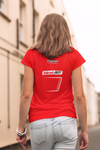 Collison Racing / Birel Ladies 2 Side T-Shirt