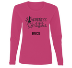 BVCS Kindness is Magical Ladies' Long Sleeve
