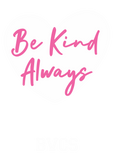BVCS Be Kind Always Ladies' T-Shirt