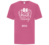 BVCS Be Kind Artistic Men's T-Shirt S-XL