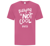 BVCS Bullying is NOT COOL Men's T-Shirt S-XL