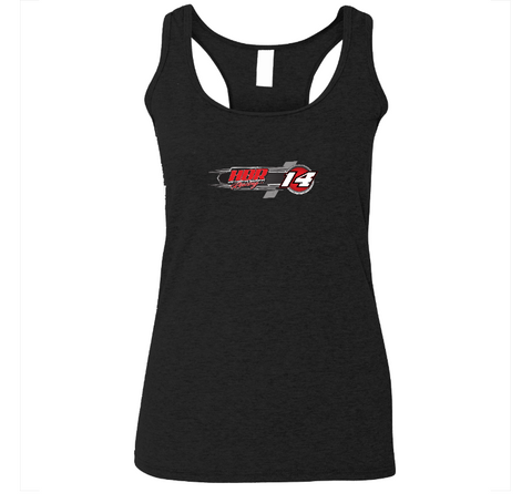 Thayne Hallyburton Racing Ladies' Tank Top (v1)
