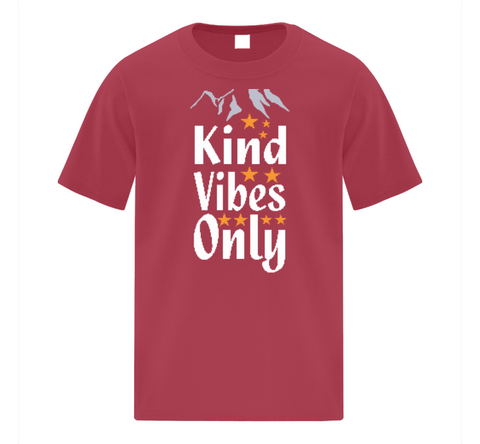 BVCS Kind Vibes Only Youth T-Shirt