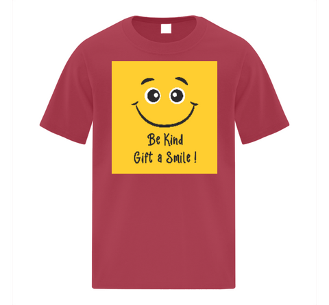 BVCS Gift A Smile! Youth T-Shirt