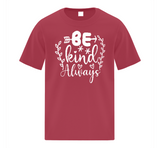 BVCS Be Kind Artistic Youth T-Shirt
