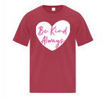 BVCS Be Kind Always Youth T-Shirt