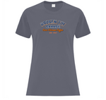 Broken Toy Garage Ladies' T-Shirt