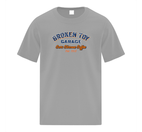 Broken Toy Garage Youth T-Shirt