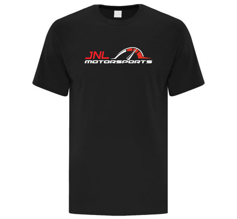 JNL - Jeff LaFlamme Men's Black T-Shirt (2XL - 4XL)