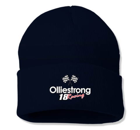 Olliestrong Embroidered Toque