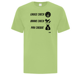 Driven4 Pay Cheque Adult T-Shirt