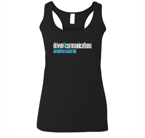 Driven4Communications Ladies Tank Top