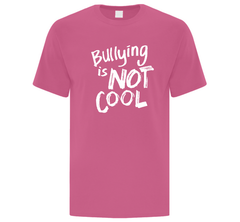 Bullying is NOT COOL Men's T-Shirt