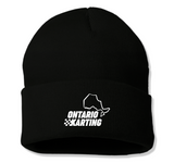 Ontario Karting Embroidered Toque