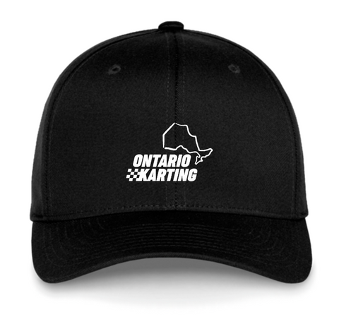 Ontario Karting FlexFit Embroidered Hat