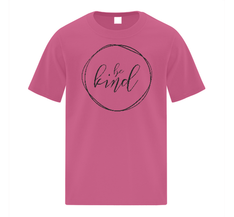 Be Kind Abstract Youth T-Shirt