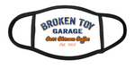 Broken Toy Garage Face Covering