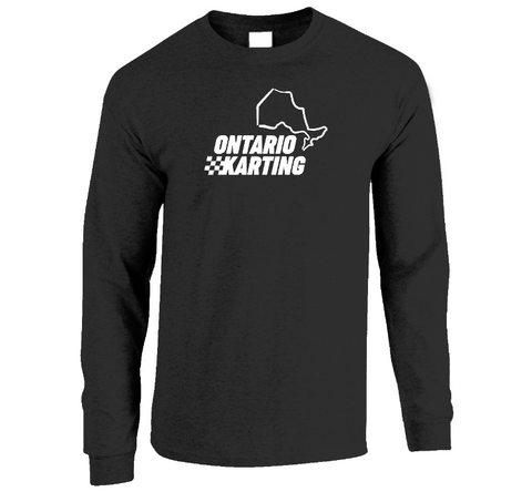 Ontario Karting Men's Long Sleeve