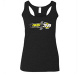 Travis Hallyburton Racing Ladies' Tank Top (v1)