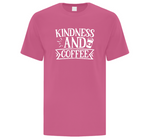 Kindness and Coffee Men's T-Shirt