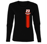 Brandan Magee Motorsports Ladies Long Sleeve