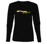 Kendra Adams Motorsports Ladies Long Sleeve