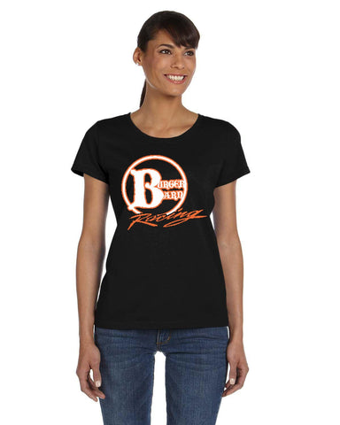 Burger Barn Racing Ladies' T-Shirt