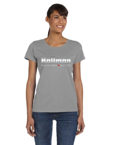 Hallman Motors Ladies T-Shirt