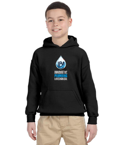 Innovative Plumbing and Mechanical Kid's Hoodie