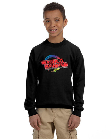 Wagner Painting Kid's Crewneck