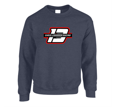Chris LeBarron Racing Men's Crew Neck Sweater