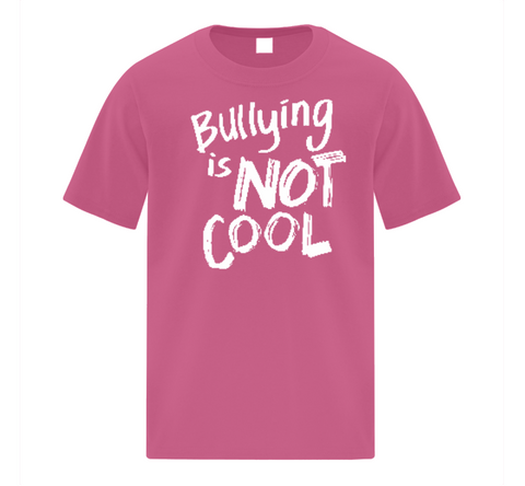 Bullying is NOT COOL Youth T-Shirt